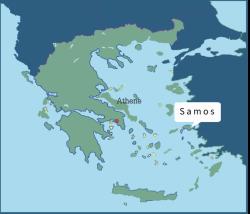 Griekenland-Samos