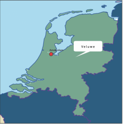 Nederland-Veluwe